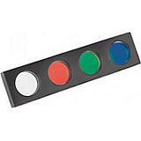Meade Deep Sky Imager RGB Filter Set for DSI PRO Camera