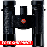 Leica 10x25 Ultravid Blackline Waterproof Binoculars