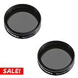 Orion Neutral-Density 13% Transmission Moon Filters