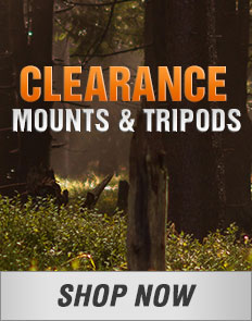 Clearance Mounts & Tripods