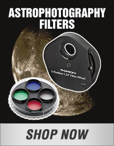 Astrophotography Filters