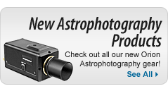 New Astrophotography Products