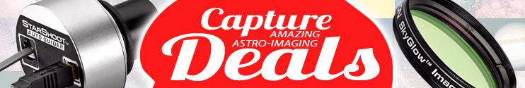 Capture Amazing Astro-Imaging Deals