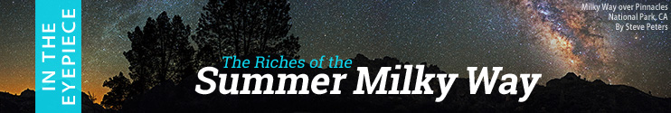 The Riches of the Summer Milky Way