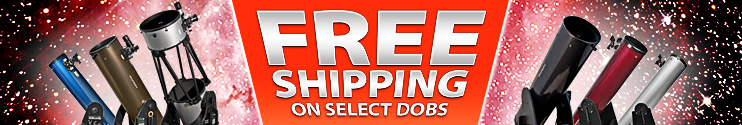 Free Shipping on Select Dobs