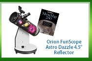 Orion FunScope Astro Dazzle 4.5