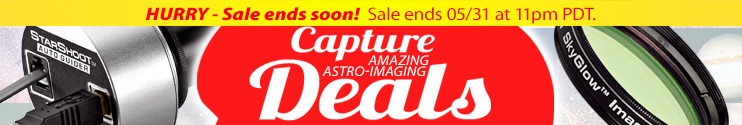 Capture Amazing Astro-Imaging Deals