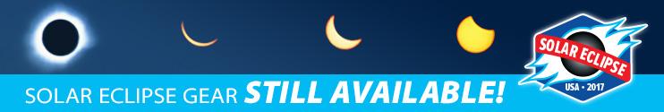 Solar Eclipse Gear Still Available