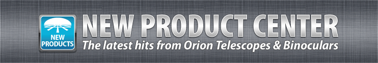 Orion 2016 New Products