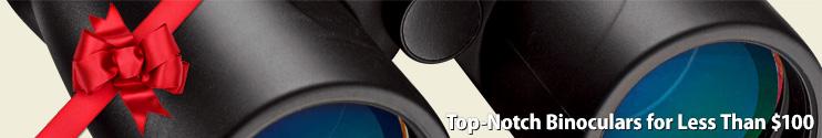 Top Notch Binoculars under 100 dollars
