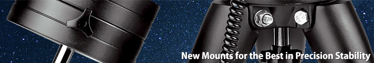 New Mounts For the Best in Precision Stability