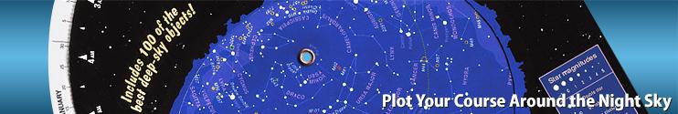 plot your course around the night sky