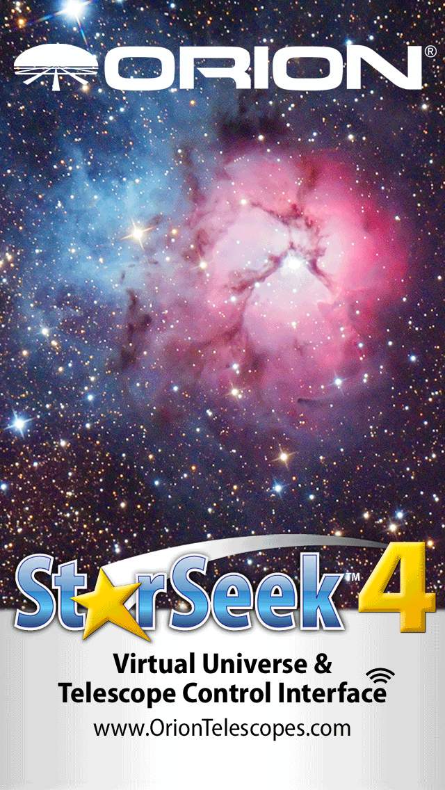 Orion StarSeek Astronomy App